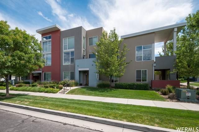 10367 S Oquirrh Lake Rd W #107, South Jordan, UT 84009 (#1753013) :: Pearson & Associates Real Estate