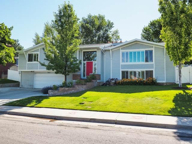 1063 S Oak Hills Way, Salt Lake City, UT 84108 (#1753081) :: Powder Mountain Realty
