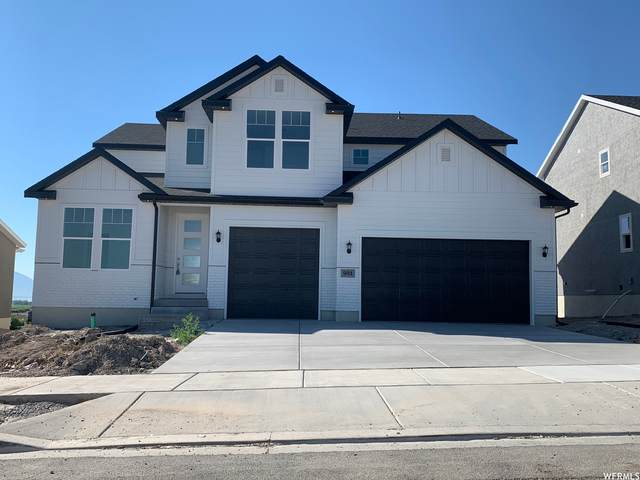 981 W Fairfield Rd, Saratoga Springs, UT 84045 (#1753106) :: Berkshire Hathaway HomeServices Elite Real Estate