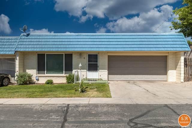 351 S 400 E #6, St. George, UT 84770 (#1753117) :: Berkshire Hathaway HomeServices Elite Real Estate
