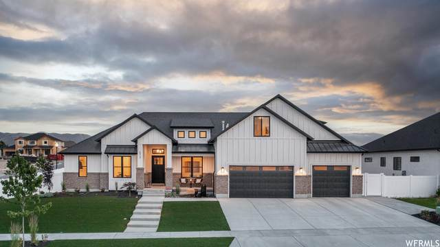 573 W Rocky Bluff Cv S, Draper, UT 84020 (#1753124) :: UVO Group | Realty One Group Signature