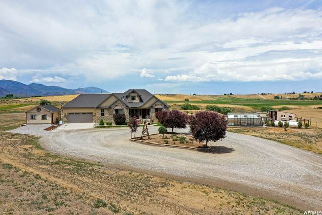 2536 W 3600 S, Weston, ID 83286 (#1753143) :: Powder Mountain Realty