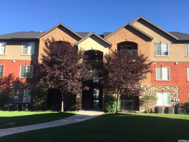 317 S 1000 W #203, Pleasant Grove, UT 84062 (#1753152) :: UVO Group | Realty One Group Signature