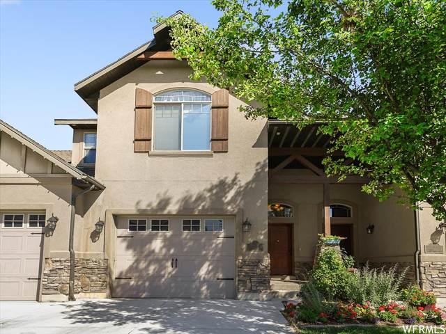 4458 S Cross Creek  Rd Rd 20B, West Haven, UT 84401 (#1753165) :: Utah Best Real Estate Team   Century 21 Everest