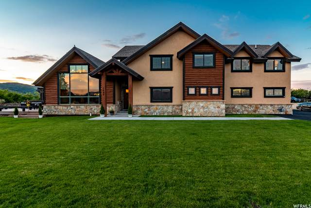 1645 E Tollgate Rd, Park City, UT 84098 (#1753178) :: Doxey Real Estate Group