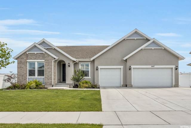 2447 W 11730 S, Riverton, UT 84065 (#1753179) :: UVO Group | Realty One Group Signature