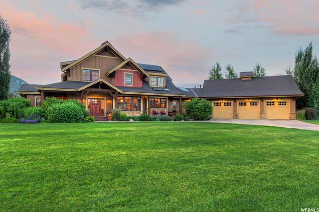 781 E Dutch Valley Dr, Midway, UT 84049 (#1753249) :: C4 Real Estate Team