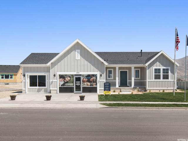 2001 E Emerald Ave N #0127, Eagle Mountain, UT 84005 (#1753270) :: Berkshire Hathaway HomeServices Elite Real Estate