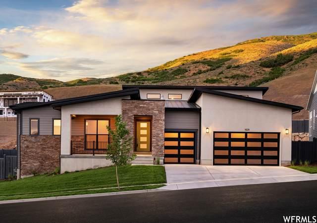 1828 W Oakridge Dr W #28, Lehi, UT 84043 (#1753301) :: Powder Mountain Realty