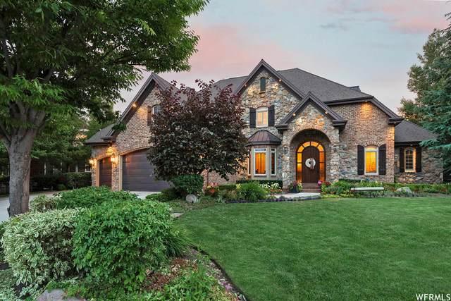 2295 E New Baldwin Cir, Salt Lake City, UT 84117 (#1753328) :: Bustos Real Estate | Keller Williams Utah Realtors
