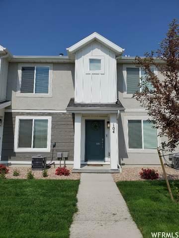 8468 W Cordero Dr S #172, Magna, UT 84044 (#1753339) :: C4 Real Estate Team