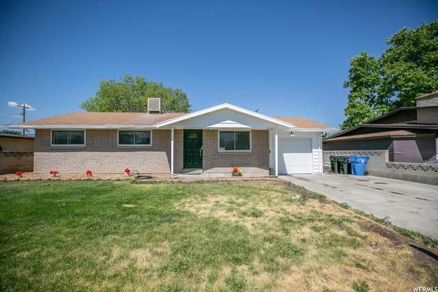 5322 S 5240 W, Salt Lake City, UT 84118 (#1753353) :: Utah Real Estate