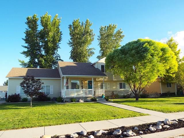 1486 E Hawk Way, Eagle Mountain, UT 84005 (MLS #1753394) :: Lookout Real Estate Group