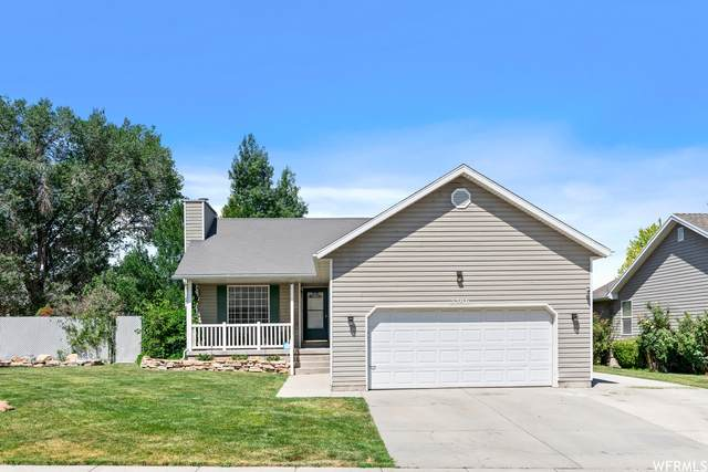 3396 S Celebration Dr, West Valley City, UT 84128 (#1753431) :: Powder Mountain Realty