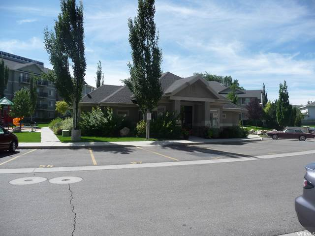 1195 E Privet Dr #424, Salt Lake City, UT 84121 (#1753451) :: Belknap Team
