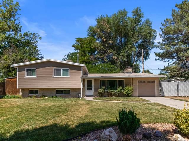 7066 S Lenora Cir, Salt Lake City, UT 84121 (#1753488) :: Bustos Real Estate | Keller Williams Utah Realtors