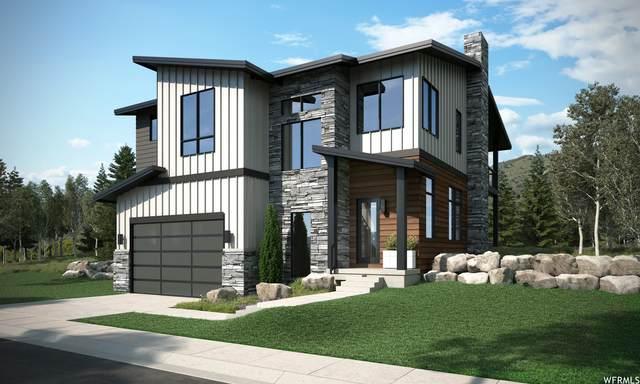 4082 W Sierra Dr #227, Park City, UT 84098 (MLS #1753504) :: High Country Properties