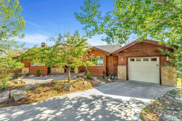 380 E Valley View Dr, Heber City, UT 84032 (MLS #1753516) :: High Country Properties