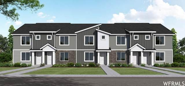8466 W Cordero Dr S #173, Magna, UT 84044 (#1753535) :: C4 Real Estate Team