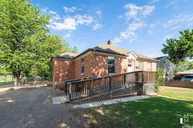 333 N 500 W, Cedar City, UT 84721 (#1753548) :: Utah Best Real Estate Team   Century 21 Everest