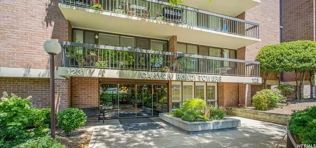 123 E 2ND Ave #505, Salt Lake City, UT 84103 (MLS #1753579) :: Summit Sotheby's International Realty