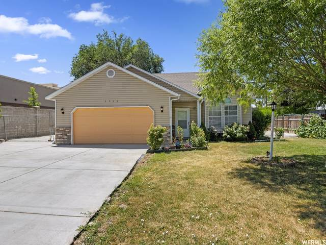 3406 S 5530 W, West Valley City, UT 84120 (#1753697) :: Powder Mountain Realty
