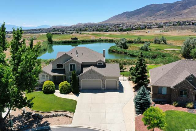 1917 S Prairie Pond Rd, Saratoga Springs, UT 84045 (#1753729) :: UVO Group | Realty One Group Signature