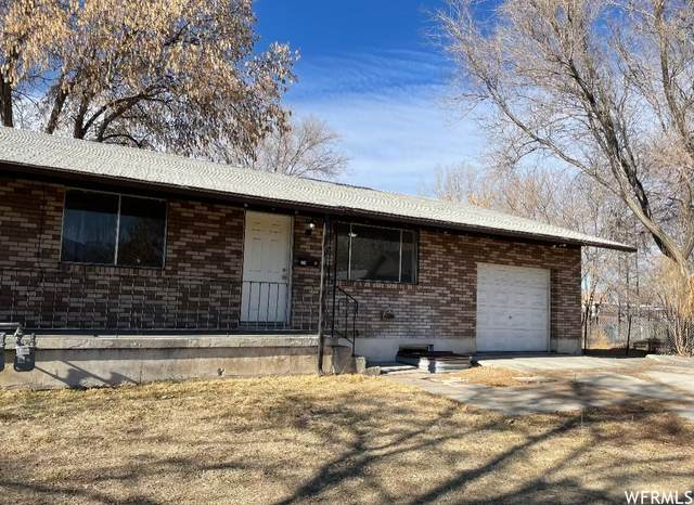 110 W Arkansas Dr, Midvale, UT 84047 (#1753741) :: Doxey Real Estate Group