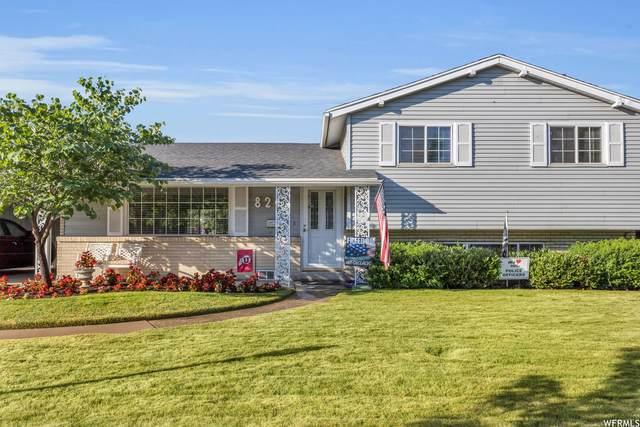 824 E Oakmont Ave, Salt Lake City, UT 84107 (MLS #1753782) :: Lookout Real Estate Group