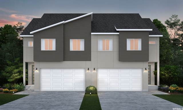 7913 S Highland Pointe Way W #423, West Jordan, UT 84081 (#1753816) :: Colemere Realty Associates