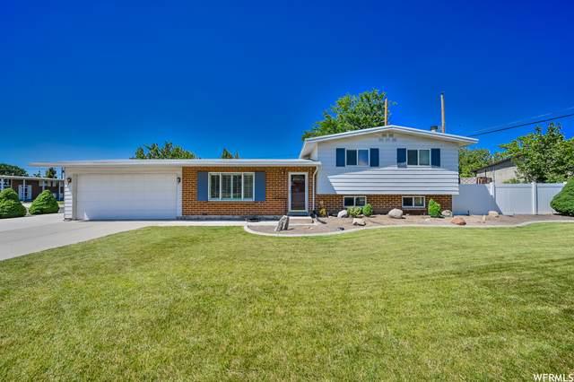 1850 W Mantle Ave, Taylorsville, UT 84129 (#1753817) :: Utah Real Estate