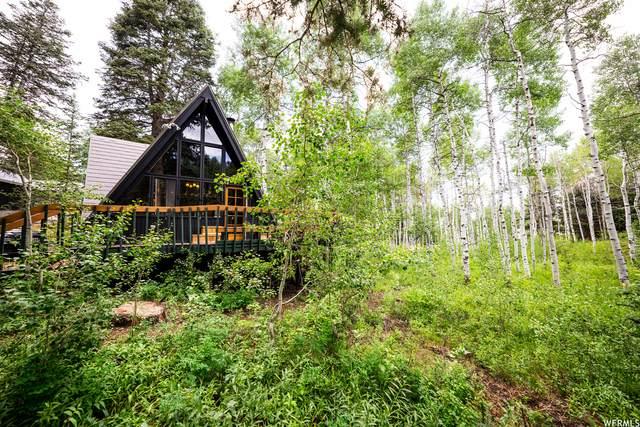 11259 E Green Briar Rd #439, Heber City, UT 84032 (#1753823) :: Utah Real Estate