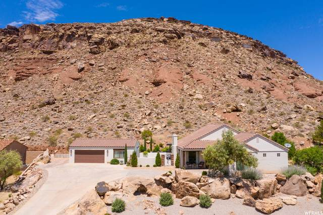 1464 Geronimo Rd, St. George, UT 84790 (#1753834) :: UVO Group   Realty One Group Signature
