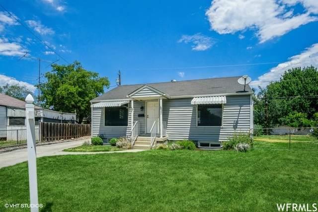 380 N Jefferson Ave W, American Fork, UT 84003 (#1753902) :: C4 Real Estate Team
