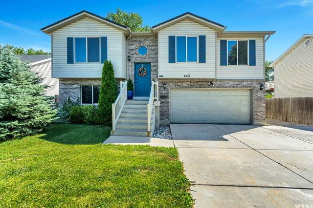 443 Meadowbrook Dr, Ogden, UT 84404 (#1753909) :: UVO Group | Realty One Group Signature