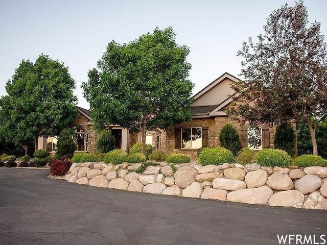 96 N 1420 St E, Beaver, UT 84713 (MLS #1753919) :: Lookout Real Estate Group