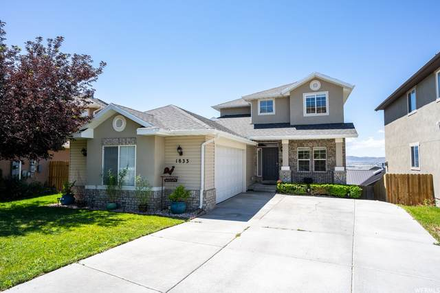 1833 W Woodview Dr W, Lehi, UT 84043 (#1753928) :: Red Sign Team
