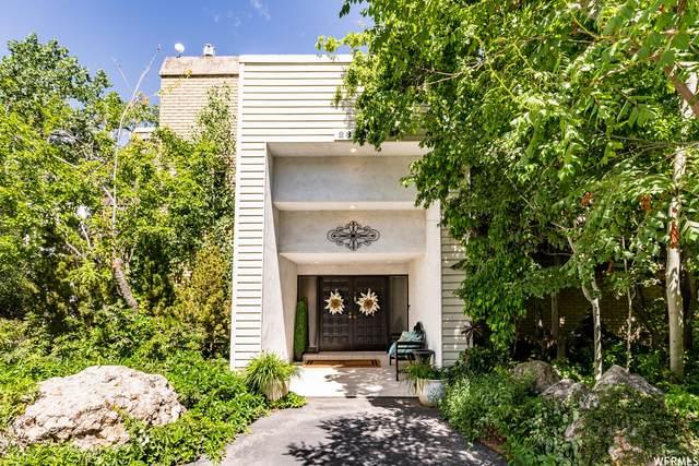 2895 E Tolcate Ln S, Holladay, UT 84121 (#1753929) :: Bustos Real Estate | Keller Williams Utah Realtors