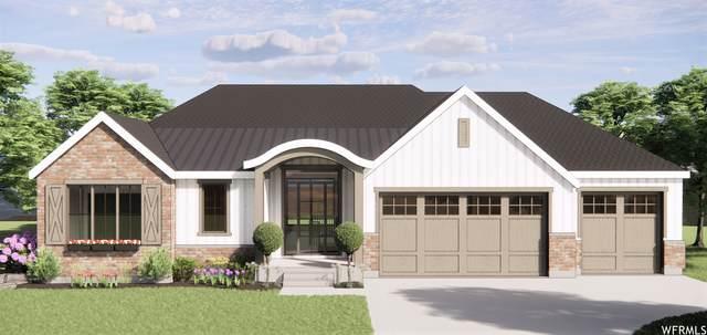 10213 S Dial Ct W, South Jordan, UT 84095 (#1753939) :: Berkshire Hathaway HomeServices Elite Real Estate