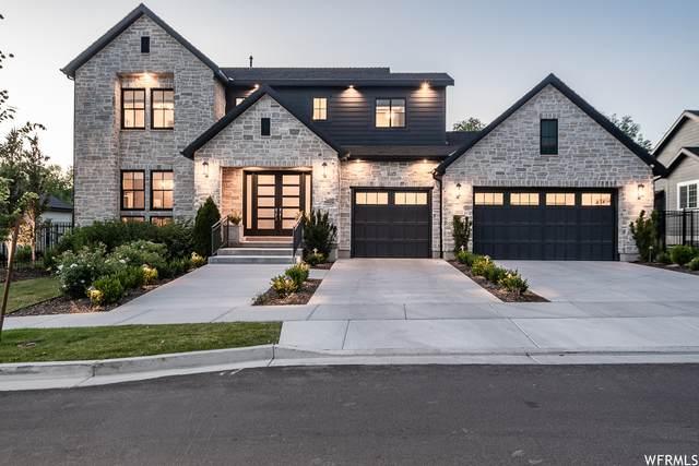 2905 E Denmark Dr, Cottonwood Heights, UT 84121 (#1753990) :: Utah Real Estate