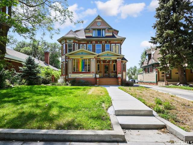 2683 S Jefferson Ave E, Ogden, UT 84401 (MLS #1754033) :: Lookout Real Estate Group