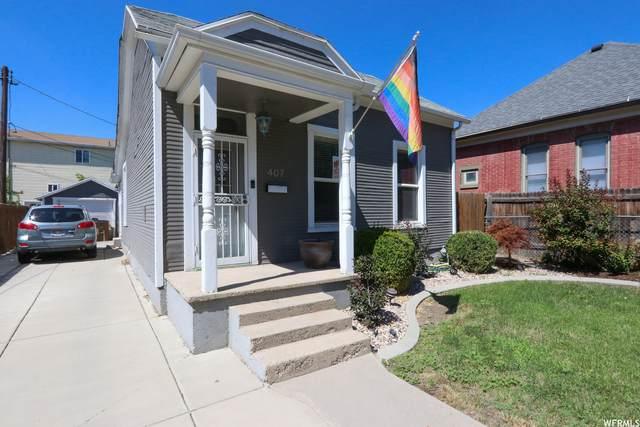 407 E 600 S, Salt Lake City, UT 84111 (#1754043) :: Colemere Realty Associates