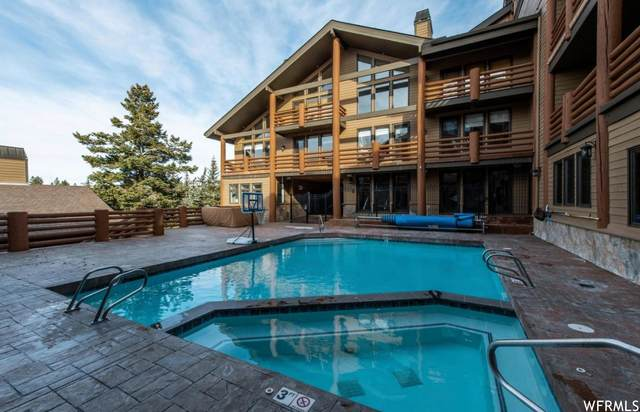 7720 Royal St Ct-63, Park City, UT 84060 (#1754070) :: Doxey Real Estate Group