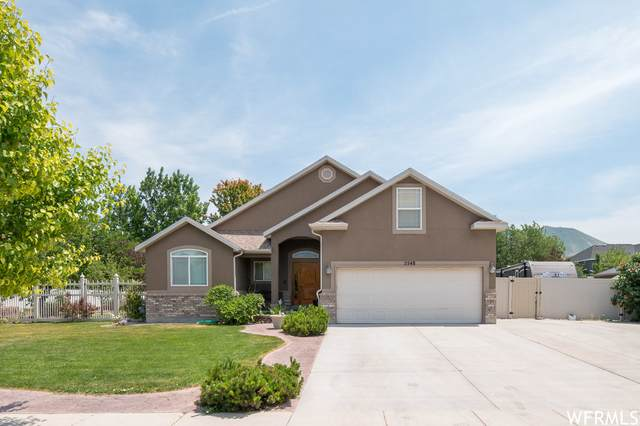 5548 N Ponderosa Ln W, Stansbury Park, UT 84074 (#1754097) :: UVO Group | Realty One Group Signature