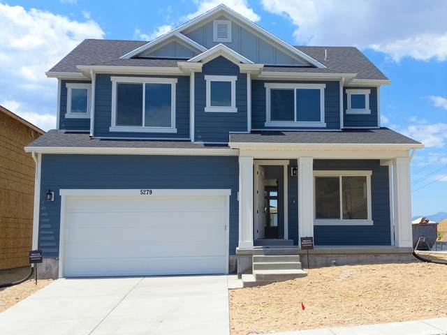 5279 N Silver Pine Ln E #67, Lehi, UT 84043 (#1754173) :: UVO Group | Realty One Group Signature