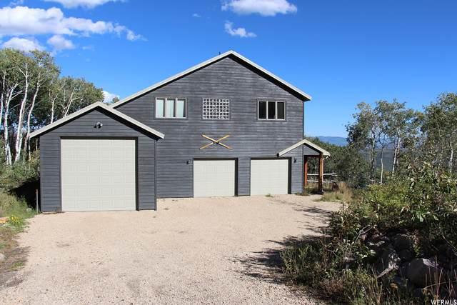 759 W Shady Ln C-57, Wanship, UT 84017 (MLS #1754222) :: High Country Properties