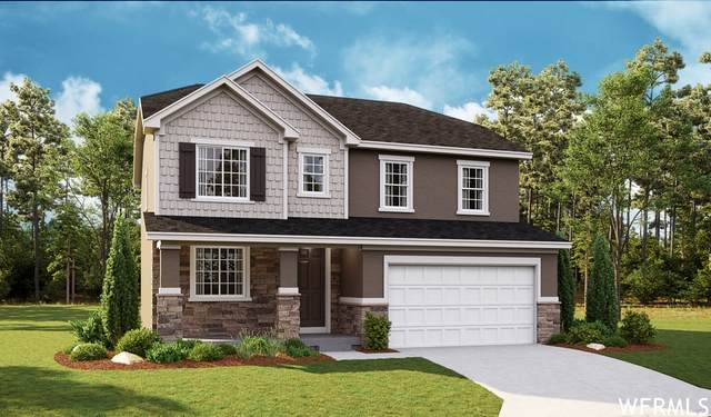 6376 W Elk Refuge Way Way S #336, Herriman, UT 84096 (MLS #1754224) :: Lookout Real Estate Group