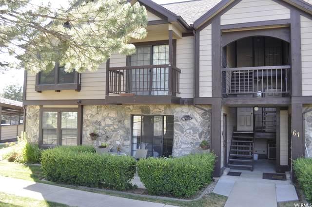 5440 S 350 E #63, Ogden, UT 84405 (#1754241) :: C4 Real Estate Team