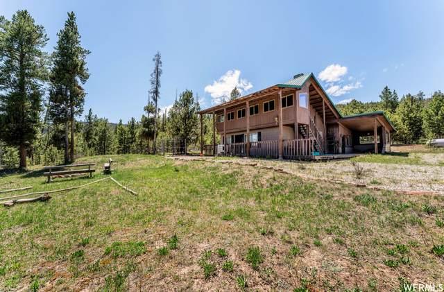 25 Deer Lodge Park, Dutch John, UT 84023 (#1754245) :: Powder Mountain Realty