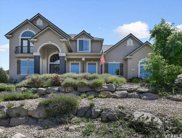 651 Eagle Pass, North Salt Lake, UT 84054 (#1754262) :: C4 Real Estate Team